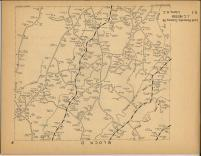 Map Image 004, Alamance County 1954